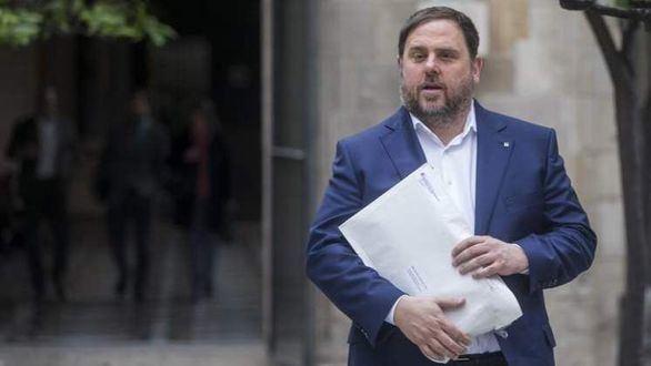 El separatismo europeo hace presidente de su grupo parlamentario a Junqueras