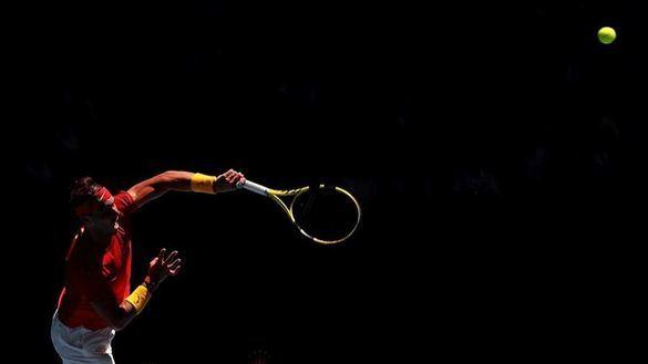 Copa ATP. Bautista sigue intratable y Nadal suda para meter a España en cuartos
