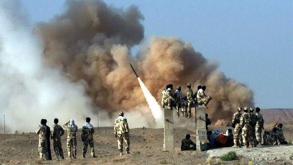 Irán lanza 16 misiles contra dos bases estadounidenses en Irak