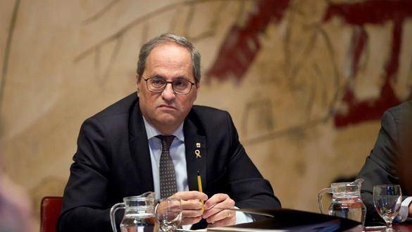 Torra advierte al Supremo: no acatará la inhabilitación de la JEC