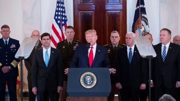 Trump anuncia nuevas sanciones económicas contra Irán y pide un nuevo pacto nuclear