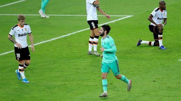 Supercopa. El Real Madrid entra en la final aleccionando al Valencia | 1-3