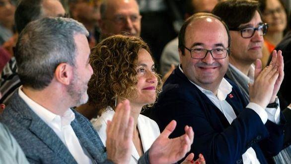Cruz, Illa y Gallach: los nombres del PSC que suenan como ministros
