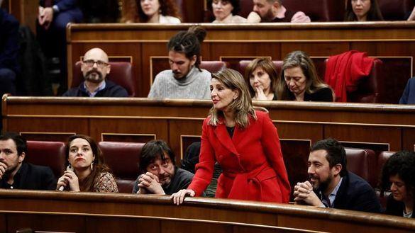 Sánchez desgaja la Seguridad Social de Trabajo para no dársela a Podemos