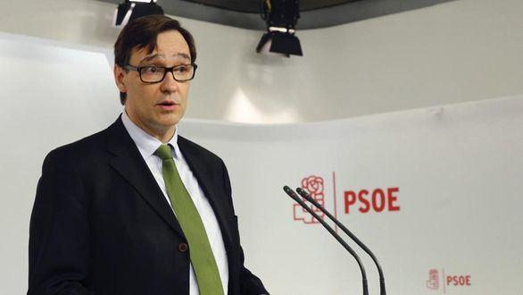 Sánchez elige al número dos del PSC, Salvador Illa, como ministro de Sanidad