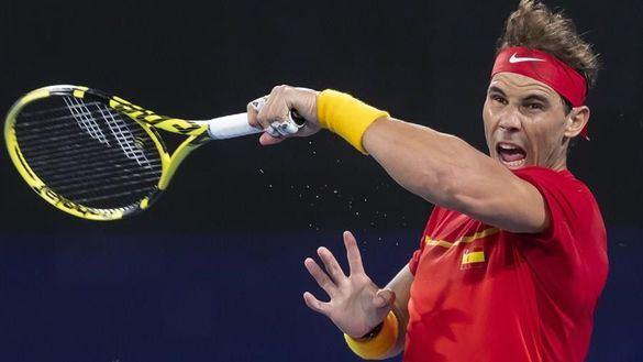 Copa ATP. Bautista abruma y Nadal sobrevive: España jugará la final ante la Serbia de Djokovic