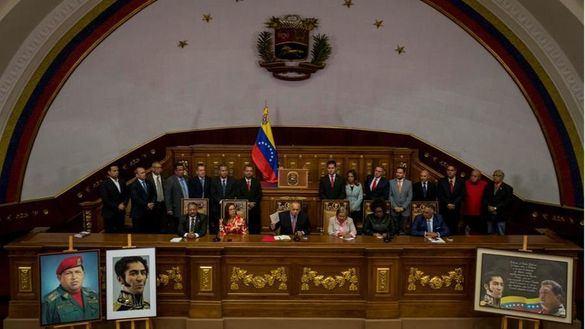 El Grupo Ávila se pronuncia contra el asalto a la Asamblea Nacional