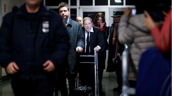 Juicio a Weinstein: problemas para conformar un jurado y un juez contundente