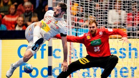 Europeo de balonmano. España apoca a Alemania y roza las semis | 33-26