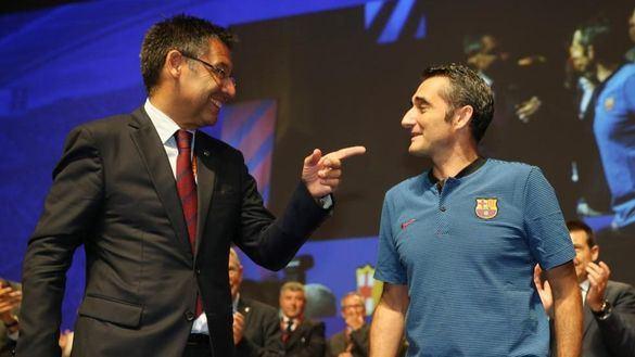 La directiva del Barcelona acelera para fichar a Xavi y deshacerse de Valverde