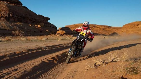 Dakar 2020. Muere el piloto Paulo Gonçalves