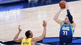 NBA. Doncic hipnotiza a los Sixers a pesar de su naufragio en el tiro