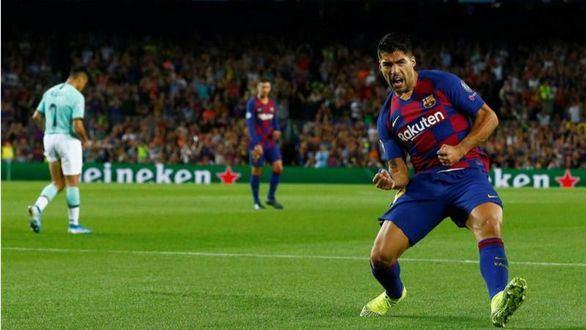 El Barcelona pierde a Luis Suárez: cuatro meses de baja
