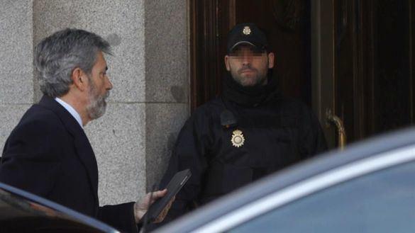 El Supremo cursa el suplicatorio para levantar la inmunidad de Puigdemont y Comín