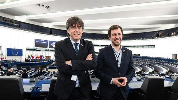 Puigdemont insta a Sánchez a