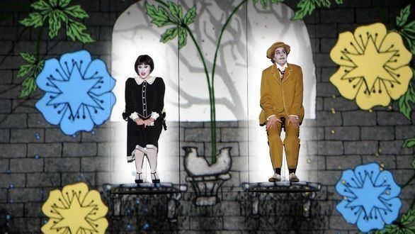 Vuelve La flauta mágica de Mozart, divertida simbiosis entre la ópera y el cine de animación