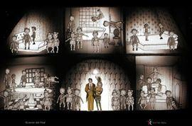 La flauta mágica en el Teatro Real.