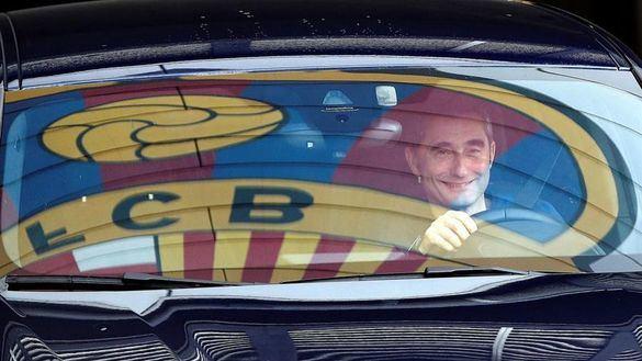 Oficial: Setién, nuevo entrenador del FC Barcelona tras el despido de Valverde