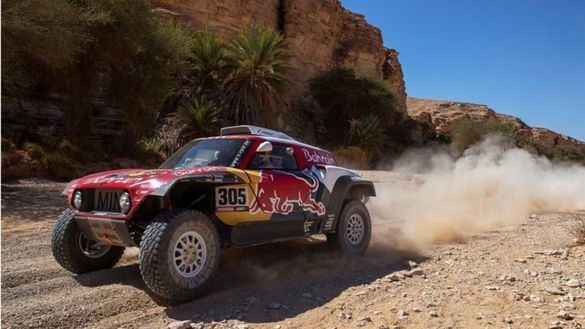 Dakar 2020. Sainz mantiene el liderato in extremis