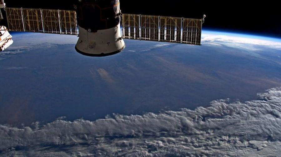 Así se ven desde la Estación Espacial los incendios que arrasan Australia