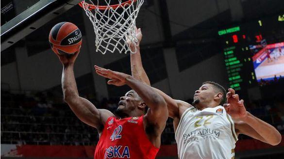 Euroliga. El CSKA ata en corto al Real Madrid |60-55