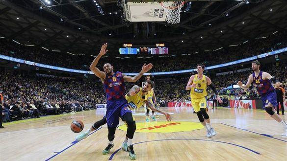 Euroliga. El Maccabi, verdugo de la tercera derrota consecutiva del Barcelona |92-85