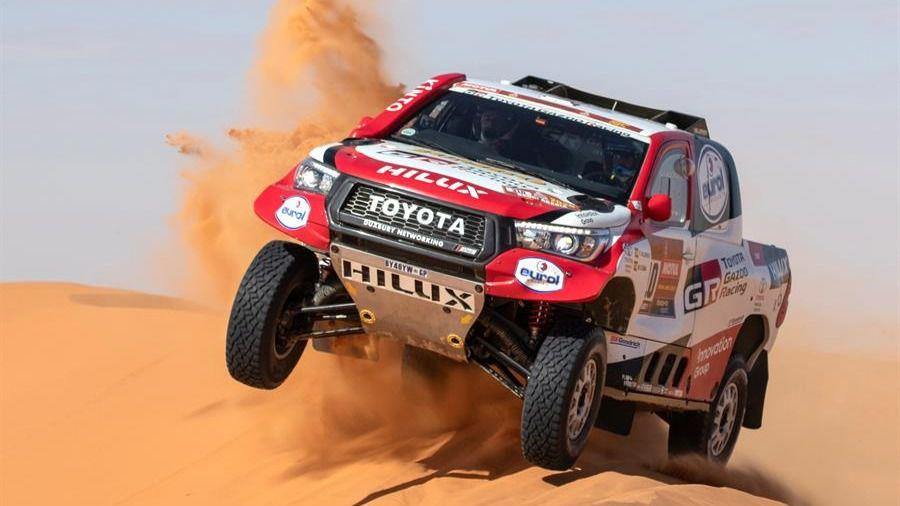 Dakar 2020. Aparatoso accidente de Fernando Alonso y doblete triunfal español