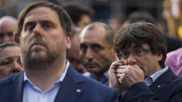 El secesionismo reafirma su fractura al tratar de aunar sus reclamos a Pedro Sánchez