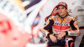 MotoGP. Marc Márquez confiesa que la recuperación de su hombro va peor de lo previsto