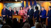 La Cámara Baja da luz verde a la entrega de cargos contra Trump para el 'impeachment'