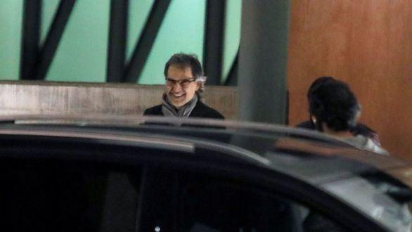 Jordi Cuixart disfruta de su primer permiso tras 822 días en prisión