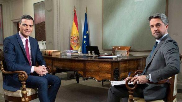 La primera entrevista de Sánchez tras la formación de Gobierno será en TVE