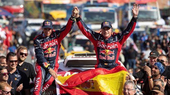 Dakar 2020. Un imperial Carlos Sainz se proclama campeón por tercera vez