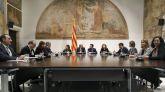 Torra elude las presiones del PSC y los comunes: no adelanta las elecciones