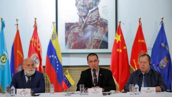 Maduro vende su estrecha relación con China y oculta sus tretas contra Guaidó