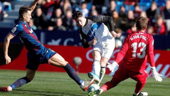 El contragolpe del Alavés dejó sin opciones al Levante | 0-1