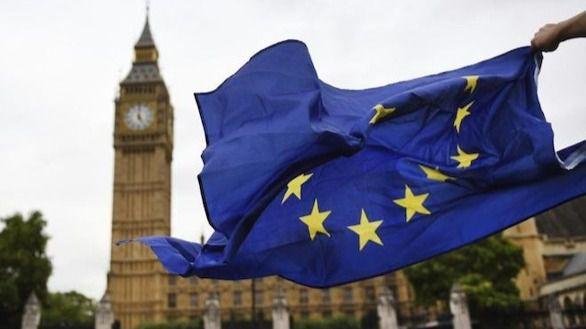 Un espectáculo de luz con cuenta atrás marcará la salida del Reino Unido de la UE