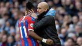 El Crystal Palace atraganta a Guardiola en su cumpleaños