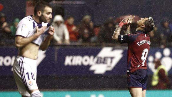Osasuna y Valladolid se reparten puntos en un partido para el olvido | 0-0