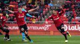 El mejor Mallorca golea al peor Valencia |4-1