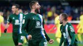 El Espanyol coge aire en Villarreal |1-2