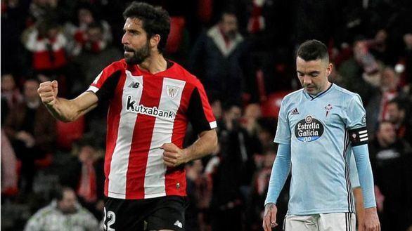 Athletic y Celta firman tablas en San Mamés   1-1