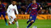 Sólo Messi logra desarbolar a un Granada con diez en el estreno de Setién |1-0