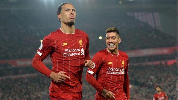 Ligas europeas. El Liverpool sentencia; Cristiano suma y sigue
