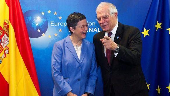 González Laya se estrena en Bruselas al frente de Exteriores