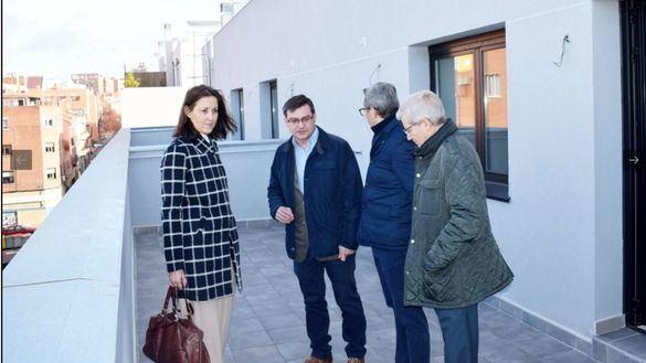 El Ayuntamiento de Madrid entrega la primera promoción de vivienda pública