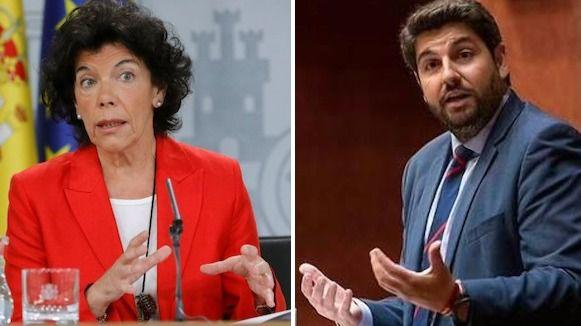 El pin parental en Murcia, nuevo campo de batalla entre derechas e izquierdas