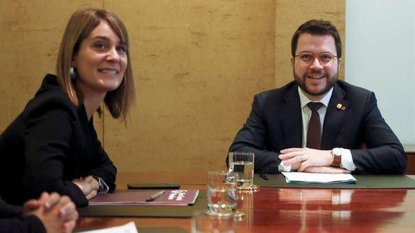 El Govern ratifica el pacto de presupuestos con Podemos