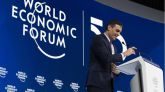 Sánchez presume en Davos de su Gobierno progresista, feminista y ecologista