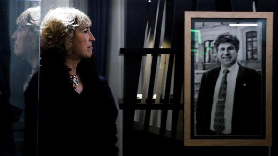 25 años sin Gregorio Ordóñez: homenaje en San Sebastián a un